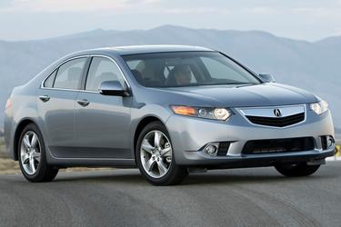 2012 Acura TSX SPECIAL EDITION Sedan Apex NC