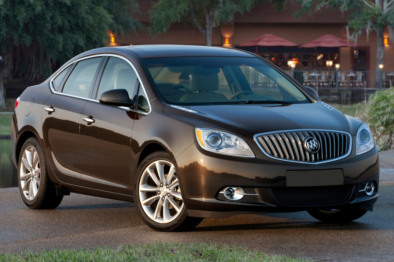 2013 Buick Verano CONVENIENCE GROUP 4dr Car Slide 0