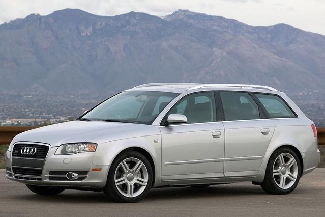 2007 Audi A4 2.0T 4dr Car Slide 0