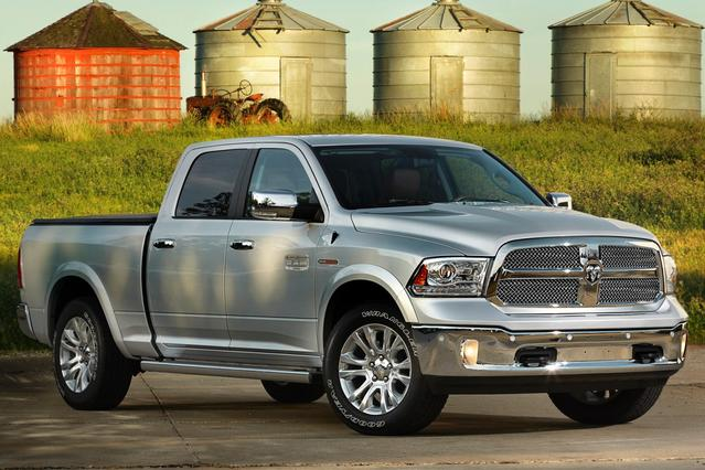 2014 Ram 1500 BIG HORN Crew Cab Pickup Slide 0