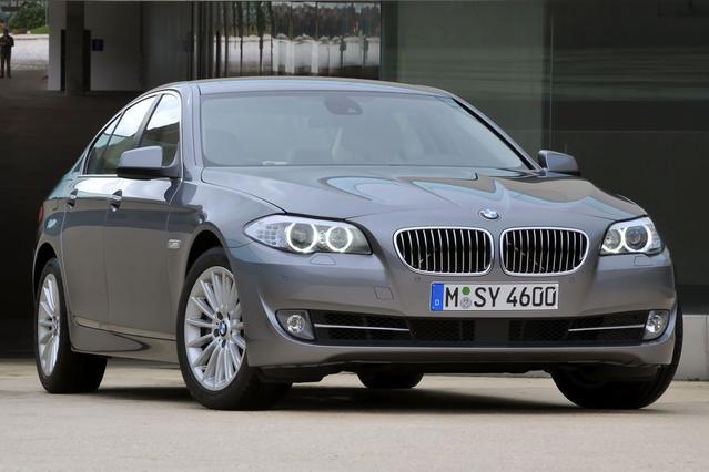 2012 BMW 5 Series 535I 4dr Car Hillsborough NC