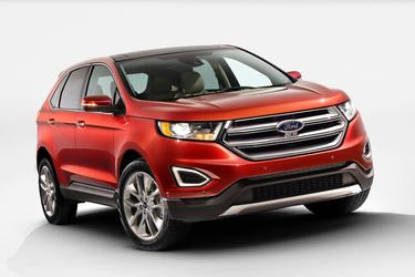 2016 Ford Edge SE Sport Utility Rocky Mt NC