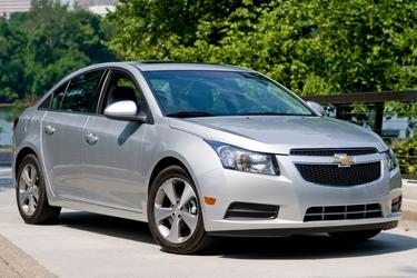 2012 Chevrolet Cruze LT W/2LT Sedan Apex NC