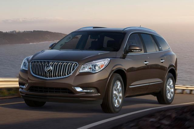 2013 Buick Enclave LEATHER GROUP Slide 0