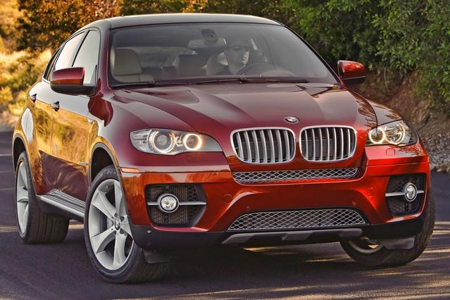 2011 BMW X6 35I SUV Slide 0