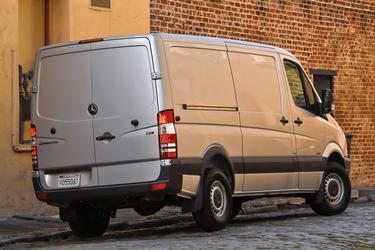 2015 Mercedes-Benz Sprinter Cargo Vans 3500 170 Van Apex NC