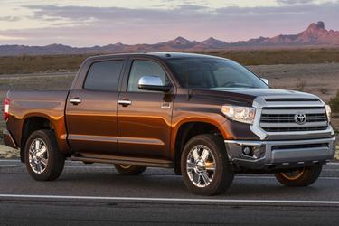 2015 Toyota Tundra 4WD Truck PLATINUM Pickup Merriam KS