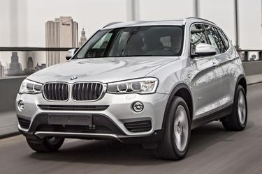 2017 BMW X3 XDRIVE35I SUV Slide