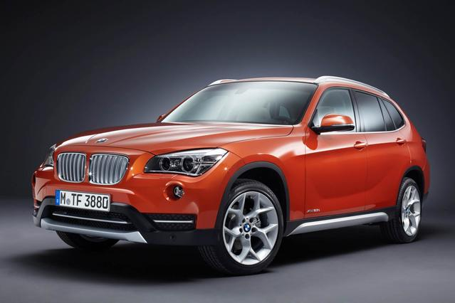 2014 BMW X1 XDRIVE28I SUV Slide 0