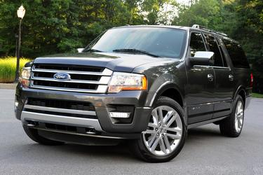 2017 Ford Expedition EL LIMITED Cary NC