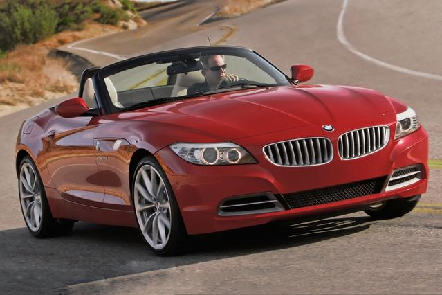 2013 BMW Z4 SDRIVE28I Convertible Slide 0