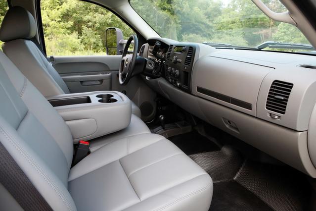 2013 Chevrolet Silverado 3500HD WORK TRUCK Truck Hillsborough NC