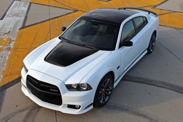 2014 Dodge Charger RT 4dr Car Slide 0