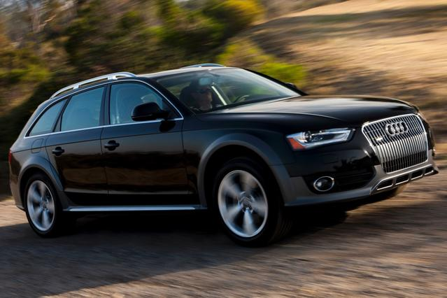 2016 Audi Allroad PREMIUM PLUS Station Wagon Slide 0