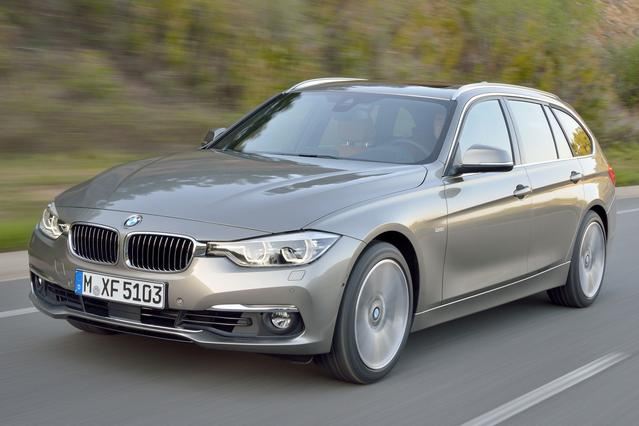 2016 BMW 3 Series 328I 4D Sedan Slide 0