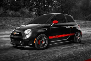 2013 FIAT 500 SPORT Hatchback Merriam KS