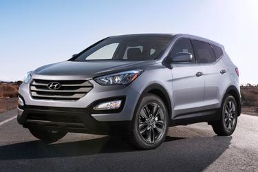 2014 Hyundai Santa Fe GLS SUV Slide