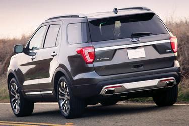 2017 Ford Explorer LIMITED SUV Durham NC