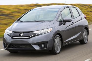 2015 Honda Fit LX Hatchback Apex NC