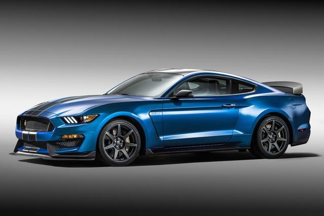 2016 Ford Mustang SHELBY GT350 2dr Car Slide 0