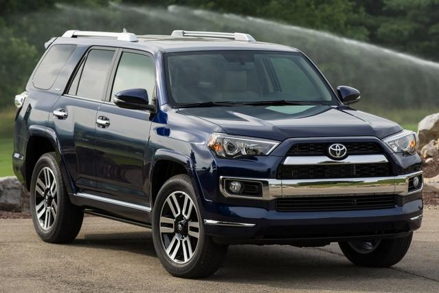 2016 Toyota 4Runner LIMITED Mooresville NC