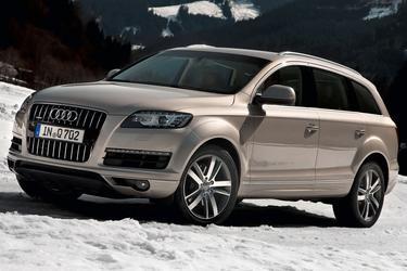 2012 Audi Q7 3.0T PREMIUM PLUS SUV Apex NC