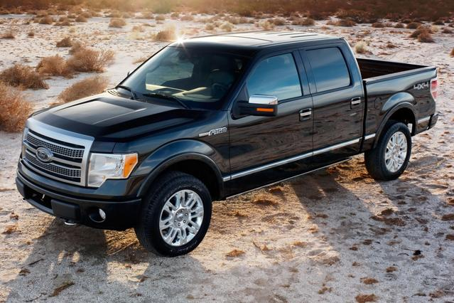 2012 Ford F-150 XL Regular Cab Pickup Slide 0