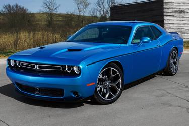 2015 Dodge Challenger SXT PLUS Coupe Merriam KS