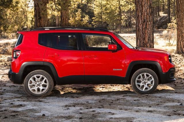 2016 Jeep Renegade SPORT Hillsborough NC