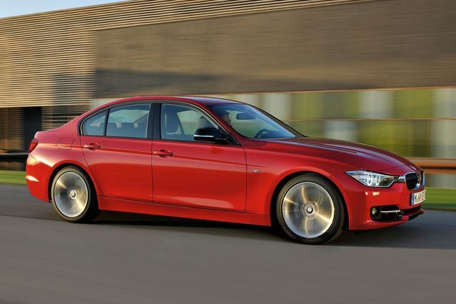 2012 BMW 3 Series 328I 2dr Car Slide 0