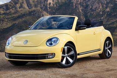 2014 Volkswagen Beetle Convertible 2.0L TDI Convertible