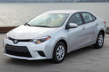 2016 Toyota Corolla L Sedan Slide