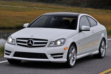 2012 Mercedes-Benz C-Class C 350 Coupe Merriam KS