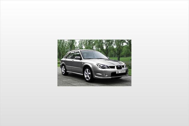 2007 Subaru Impreza Sedan I SPECIAL EDITION 4dr Car Slide 0