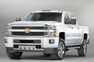 2015 Chevrolet Silverado 2500HD Built After Aug 14 WORK TRUCK Pickup Slide