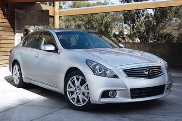 2012 INFINITI G37 Sedan X Sedan Wilmington NC