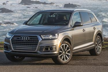 2017 Audi Q7 PREMIUM PLUS SUV North Charleston SC