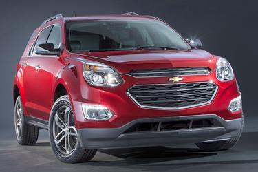 2017 Chevrolet Equinox LS SUV Merriam KS