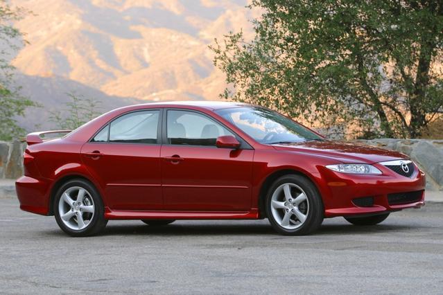 2004 Mazda Mazda6 S 4D Wagon Slide 0
