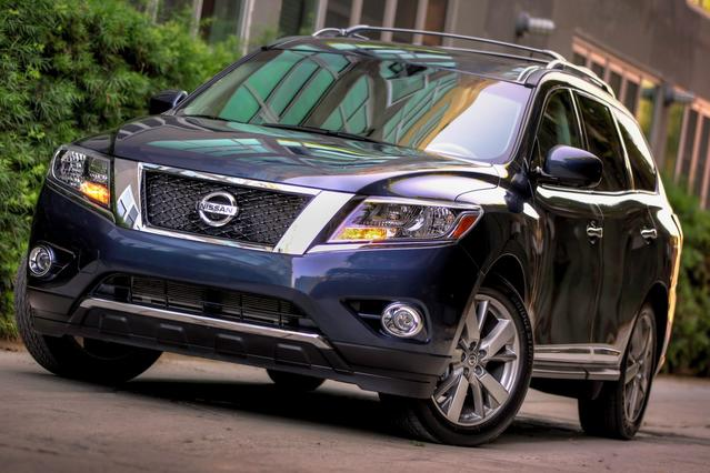 2014 Nissan Pathfinder SL Greensboro NC