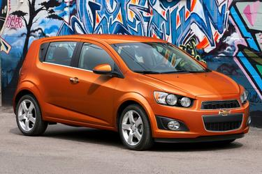 2014 Chevrolet Sonic LTZ Sedan Apex NC