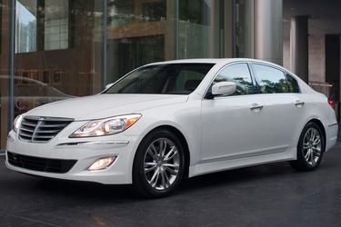 2013 Hyundai Genesis 3.8L 4dr Car Durham NC