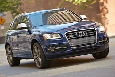 2016 Audi SQ5 PRESTIGE SUV Merriam KS