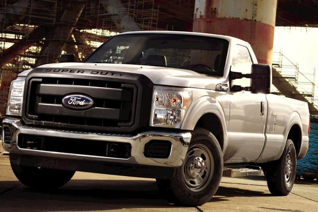 2012 Ford Super Duty F-250 SRW XL Pickup Slide 0