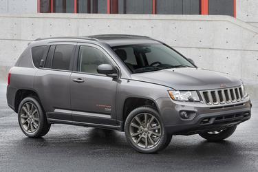 2017 Jeep Compass HIGH ALTITUDE SUV Slide