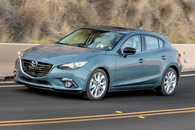 2016 Mazda Mazda3 I TOURING Hatchback Slide 0
