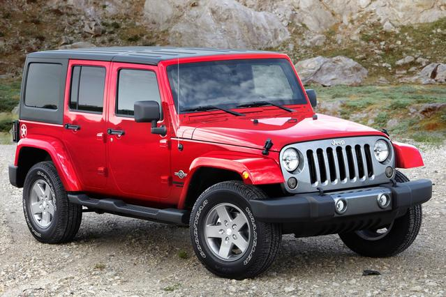 2016 Jeep Wrangler RUBICON Convertible Slide 0
