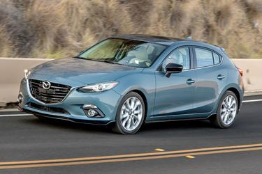2016 Mazda Mazda3 I GRAND TOURING Sedan Apex NC