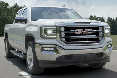 2016 GMC Sierra 1500 SLE Pickup Slide