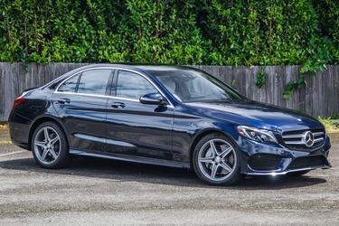 2015 Mercedes-Benz C-Class C 300 Sedan Apex NC